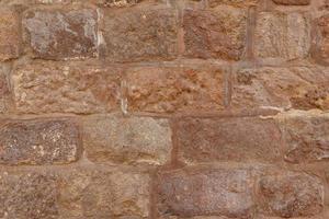 sfondo texture muro di pietra. foto
