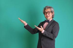 insegnante dell'est asiatico foto