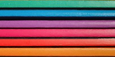 sfondo di carta multicolore foto