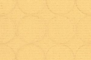 sfondo texture cartone ondulato con segni di bottiglia foto