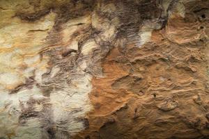 muri in pietra che attraversano il tempo foto