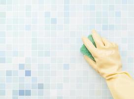 pulizia delle mani. risoluzione e bella foto di alta qualità