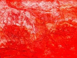 struttura di legno rosso foto
