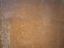 fondo di struttura del metallo d'acciaio arrugginito foto