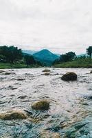 villaggio di kiriwong - uno dei migliori villaggi di aria fresca in thailandia foto