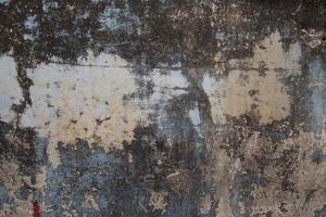sfondo della vecchia superficie del muro in gesso foto