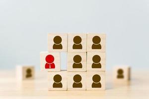 gestione delle risorse umane e attività di reclutamento foto