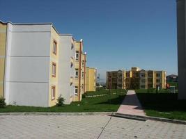 edifici cooperativi di edilizia popolare foto