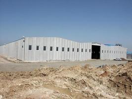 magazzino o edificio industriale polivalente foto