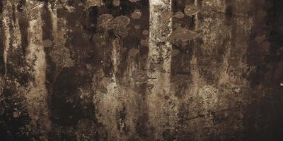 vecchio cemento sporco con molte macchie e sporco ottimo per lo sfondo foto