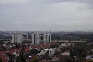 incredibili paesaggi urbani di Israele, vedute della Terra Santa foto