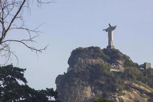 rio de janeiro, brasile, 2015 - cristo redentore foto
