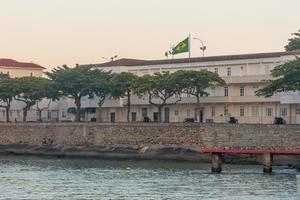 rio de janeiro, brasile, 2015 - forte di copacabana a rio de janeiro foto
