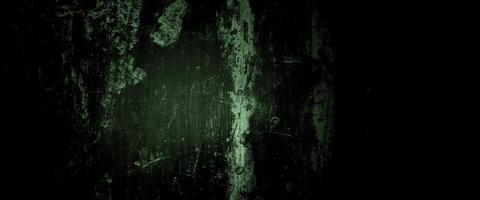pareti scure spaventose, texture di cemento cemento nero leggermente chiaro per lo sfondo foto