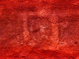 trama di pietra rossa foto