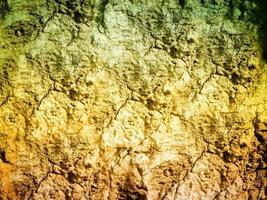 struttura di pietra colorata foto
