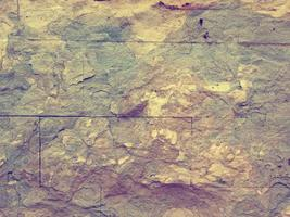 struttura di pietra all'aperto foto
