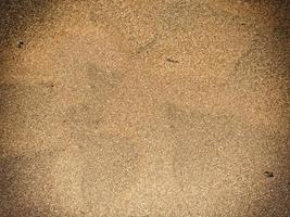 trama di sabbia all'aperto foto