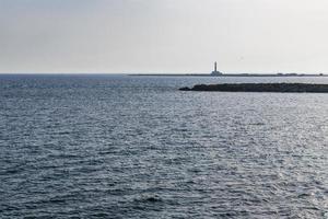 gallipoli. tra terra e mare. meraviglia della puglia foto