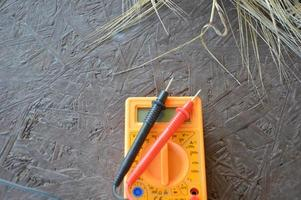 tester per la misurazione e la riparazione di apparecchi elettrici foto