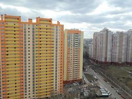 nuovi grattacieli residenziali e condomini foto