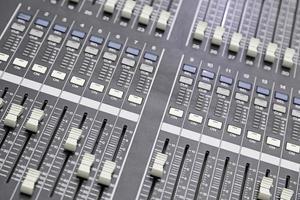 musica mixer professionale foto