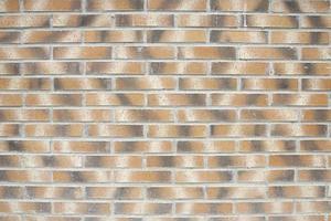 sfondo di superficie di mattoni foto