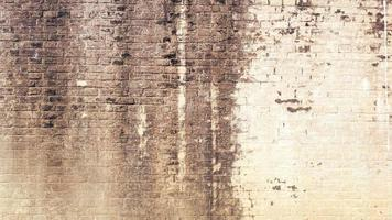 trama di sfondo del vecchio mattone foto