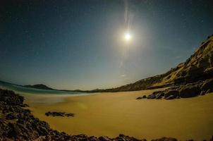 spiagge deserte. foto