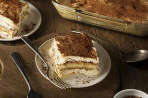 tiramisù fatto in casa per dessert