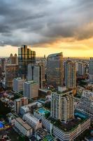 Strom sta arrivando a Bangkok