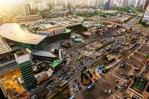stazione di Seoul foto