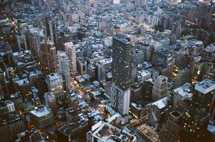 grattacieli di New York foto