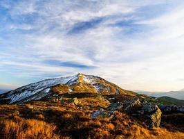 montagne foto