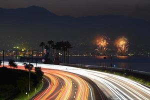 beppu di fuochi d'artificio