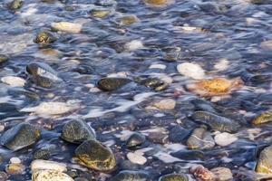 pietre da spiaggia foto
