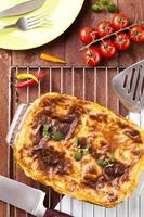 lasagne fresche fatte in casa foto