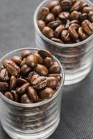 torrefazione di chicchi di caffè