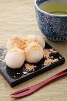 pasticceria giapponese, shiratama foto