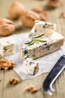 formaggio roquefort foto