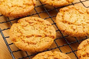 biscotti al forno fatti in casa foto