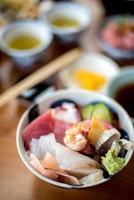 sashimi di sushi