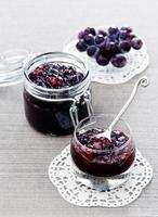 marmellata d'uva pere foto
