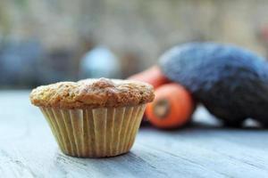 muffin singolo foto