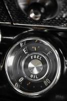 carburante e olio foto
