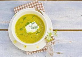 zuppa di midollo foto