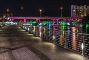 passeggiata sul fiume Tampa