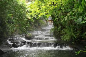 cascata costaricana foto