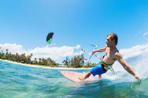 kite surf foto