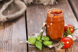 salsa di pomodoro foto